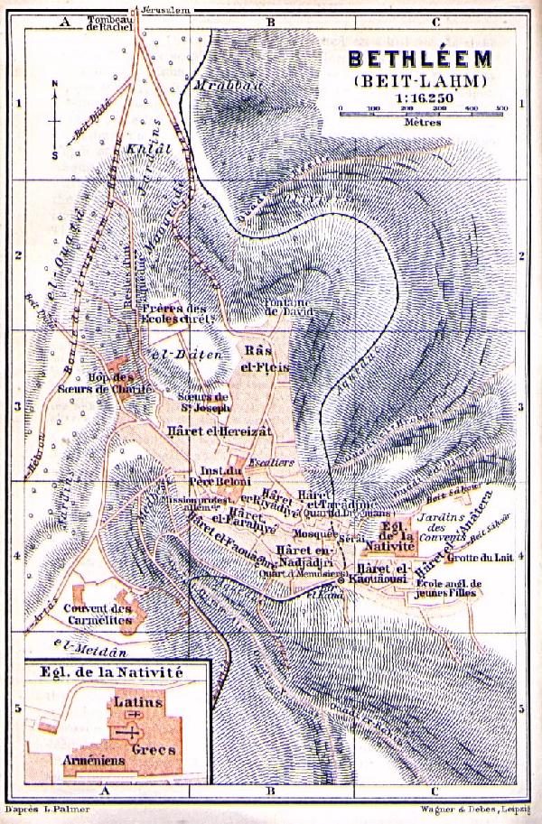 Bethlehem 1912